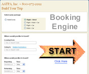 AATPA & Pleasant Holidays Online Booking